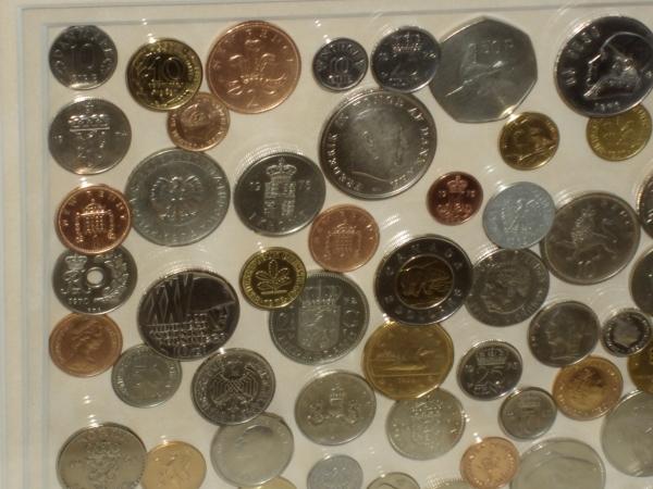coins detail
