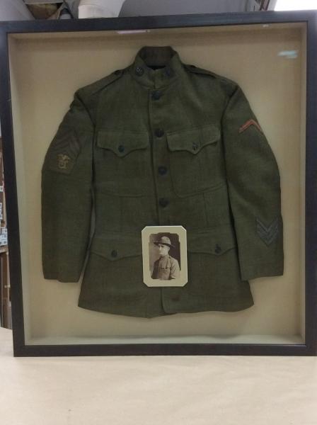 Grandpa's jacket
