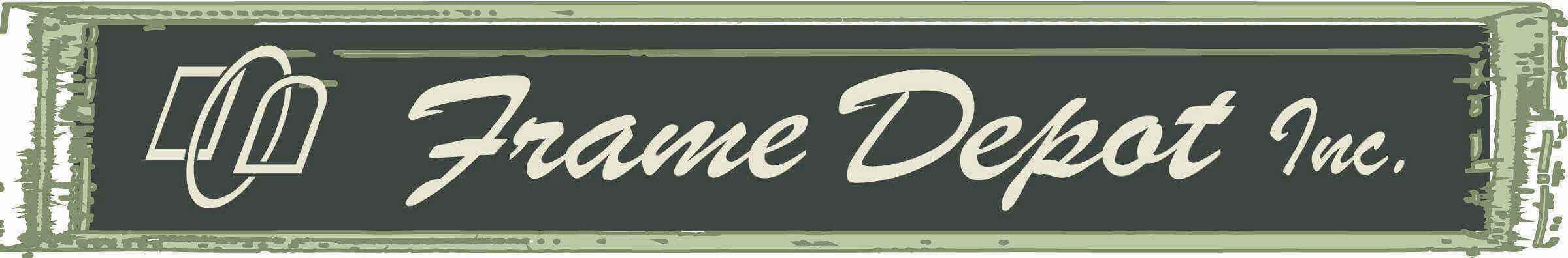 Frame Depot logo